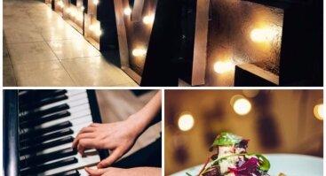 "Naujametinis gyvos muzikos show restorane ""ALIVE"" / New Year's Eve live music night at ""ALIVE"" restaurant!"
