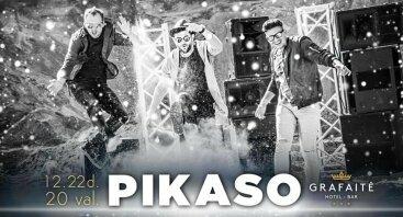 """""""PIKASO"""" koncertas"""