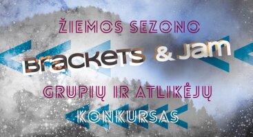 Žiemos sezono Brackets and Jam