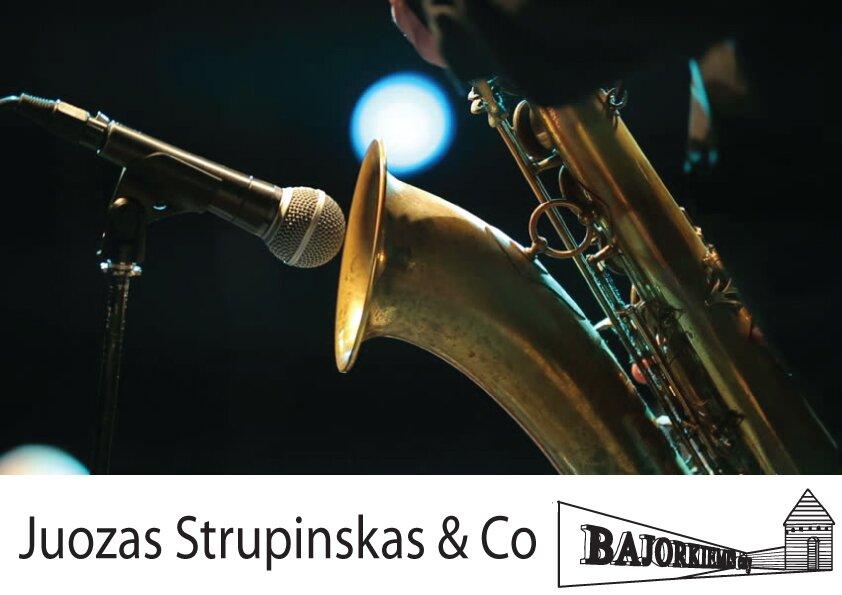 Koncertuoja Juozas Strupinskas & Co