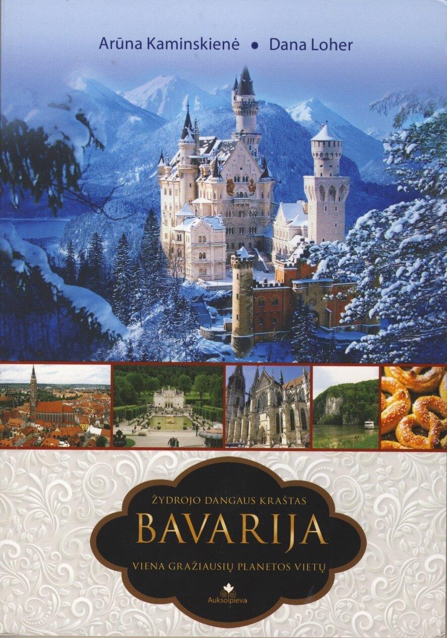 """Knygos """"Žydrojo dangaus karšto Bavarija"""" pristatymas"""