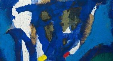 """Arvydo Pakalkos tapybos ir grafikos paroda """"Spalvų retrospektyvos"""""""