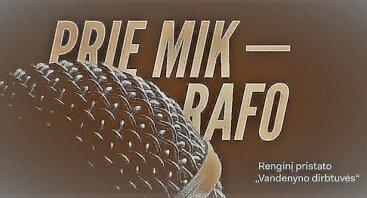 Prie Mikrafo - Stand up comedy
