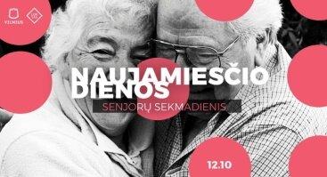Naujamiesčio dienos: Senjorų sekmadienis