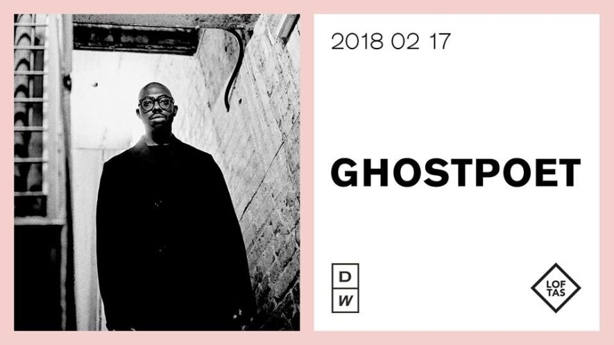 Ghostpoet European Tour 2018