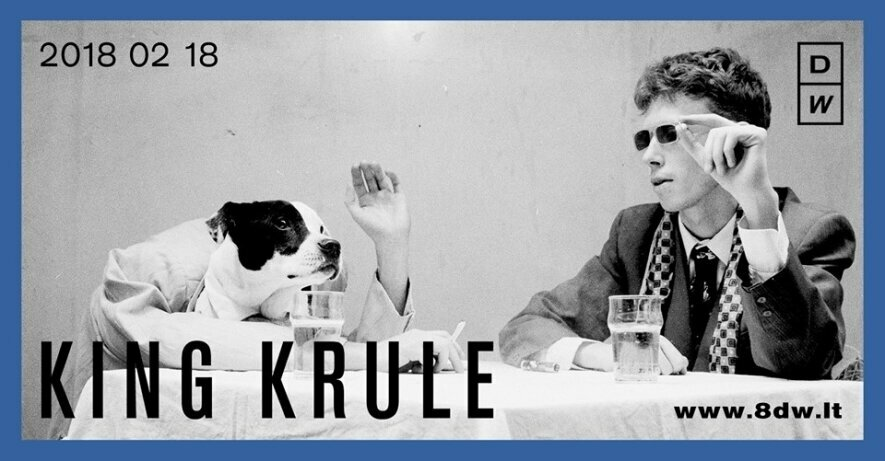 King Krule European Tour 2018