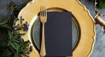 Šventinė Naujųjų metų vakarienė Astorija Brasserie
