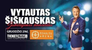 """Vytautas Šiškauskas """"Gražiausi metai - geriausios dainos"""""""