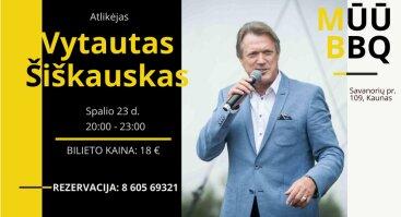 Vytautas Šiškauskas | MŪŪ BBQ