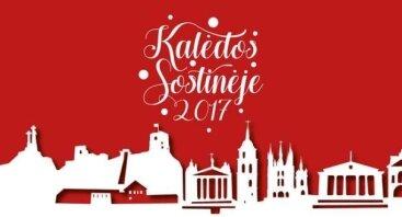 Kalėdiniai renginiai Vilniuje