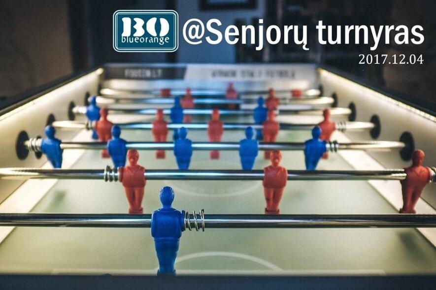 BO senjorų turnyras