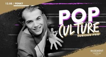Pop Culture with Jurijus PRO