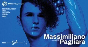 Tarp Dviejų Aušrų: Massimiliano Pagliara