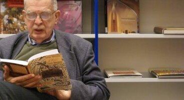 """Susitikimas su Tomu Venclova """"Daugiau apie poeziją, bet ir apie politiką"""""""