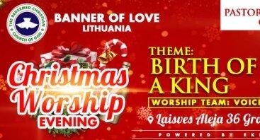 Christmas Worship Evening
