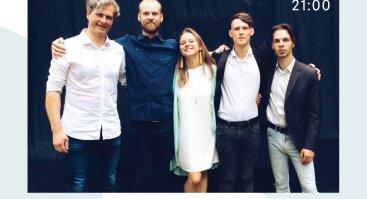 CINAMONO 5 koncertas