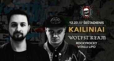 Kailiniai w/ Wolfstream