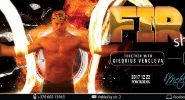 Metelica: FIRE show 2017