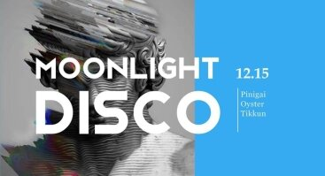 Moonlight disco