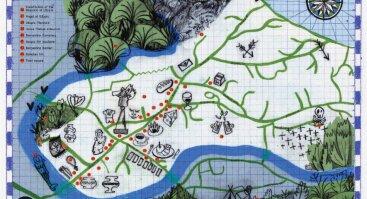 Užupio įdomybių žemėlapio pristatymas