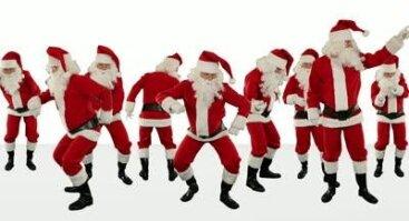 Pašėlusios Kalėdos
