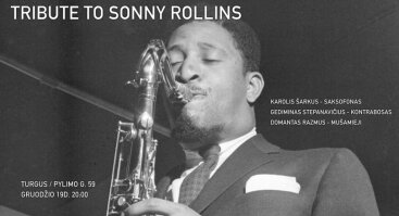 Tribute to Sonny Rollins