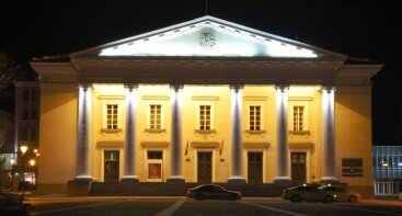 "Ekskursija ""Teatrinis Vilnius"""
