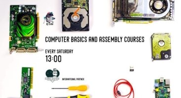 Computer basics and assembly courses