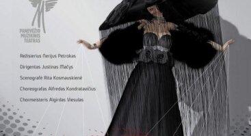 """Franz Lehár operetė """"Linksmoji našlė"""""""