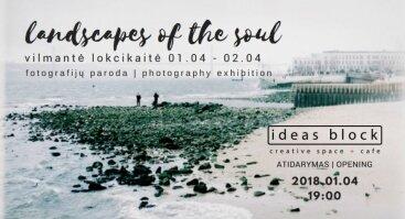 Landscapes of The Soul - parodos atidarymas ir koncertas