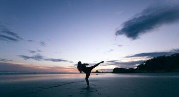 Taekwondo treniruotės