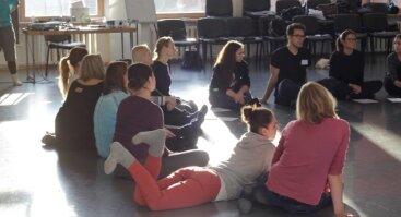 Seminaras šokio ir teatro pedagogams
