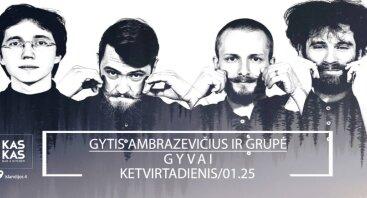 Gytis Ambrazevičius ir grupė