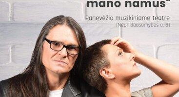 """Olegas Ditkovskis ir Neda """"Atšventink meile mano namus"""""""