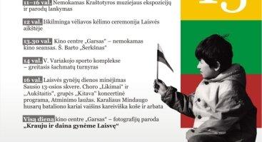 Laisvės gynėjų dienos minėjimas Panevėžyje
