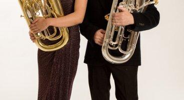Steven Mead ir Misa Mead koncertas