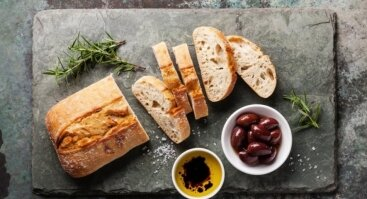 Duonos degustacija
