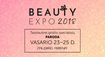 """Beauty Expo 2018"""