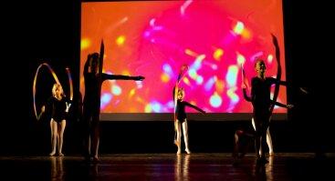 Baleto gimnastika - pažengusių grupė