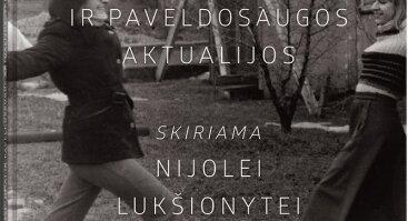 """Knygos """"Architektūriniai pasivaikščiojimai ir paveldosaugos aktualijos: skiriama Nijolei Lukšionytei"""" pristatymas"""
