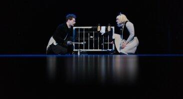 """Alytaus teatro spektaklis """"(NE)VAIKŲ ŽAIDIMAI"""""""