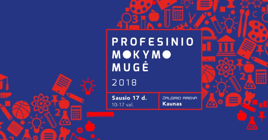 PROFESINIO MOKYMO MUGĖ 2018