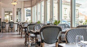 "Gyvos prancūziškos muzikos vakaras restorane ""Astorija Brasserie"""