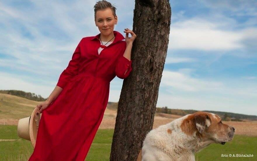 Popietė su Jurga Lago ir jos Liucija