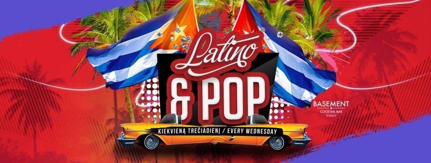 Latino & Pop Night