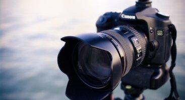 Fotografijos užsiėmimai