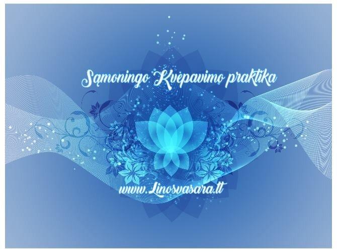 Sąmoningo Kvėpavimo praktika