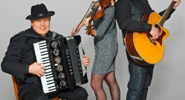 """Tradicinis šokių ir pramoginės muzikos vakaras su grupe """"Solo Plius""""."""