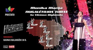 Lietuvos balsas. Nugalėtojo turas su Vilniaus Bigbendu