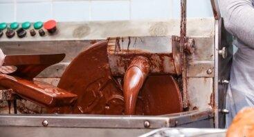 Šokoladinė ekskursija -degustacija